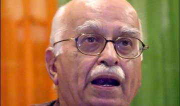 advani says defeat on constitutional amendment...