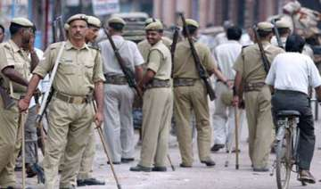 after attacks on policemen up replaces rifles...