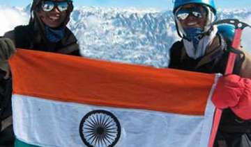 after scaling everest haryana twins to try more...