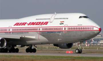 air india flight makes emergency landing after...