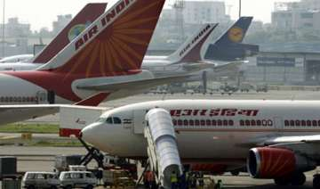 agitating air india pilots call of stir - India TV