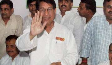 ajit singh set to join union cabinet on sunday -...