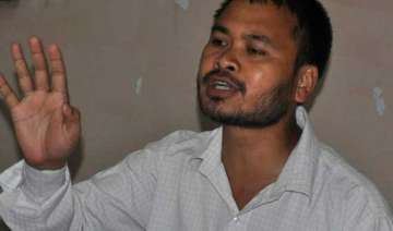 akhil gogoi arrested protests erupt across assam...
