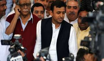 akhilesh 12 others declared elected unopposed to...