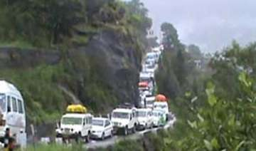all stranded tourists rescued in rain hit...