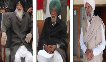 all three badal brothers locked in poll combat in...