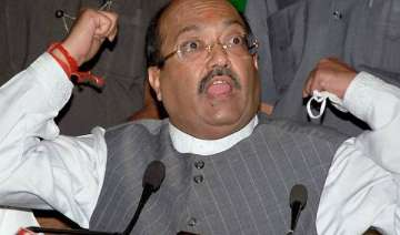 amar singh denies role in alleged cd involving...