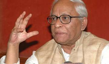 anarchy prevails in bengal says buddhadeb - India...