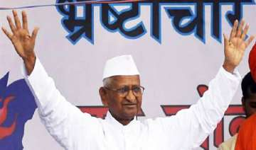 anna hazare quit we don t need a government like...