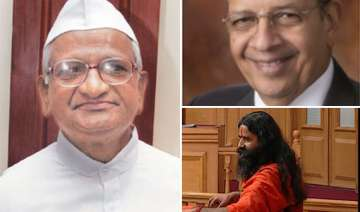 anna hazare rebuts charges against dr k l...