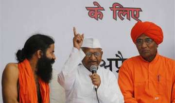 anna hazare sets august 15 deadline for lok pal...