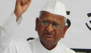 anna hazare to court arrest if not allowed to...