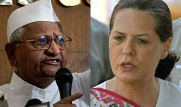 sonia told hazare will convey your views to govt...