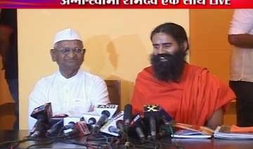 anna ramdev to launch joint movement - India TV