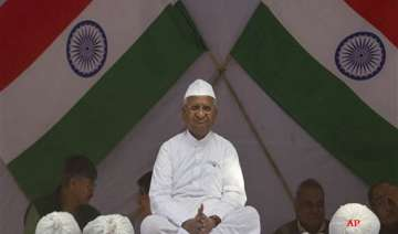 hazare s appeal to oppn parties to join stir for...