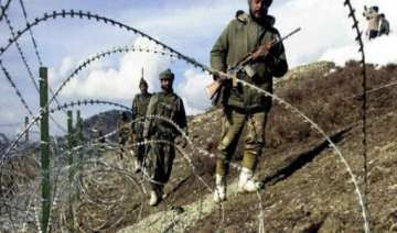 another infiltration bid foiled in kashmir four...