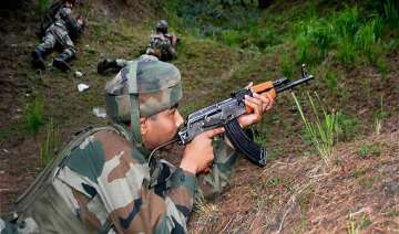 major pak infiltration across loc army says...