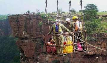 army steps in to rescue five persons stuck on...