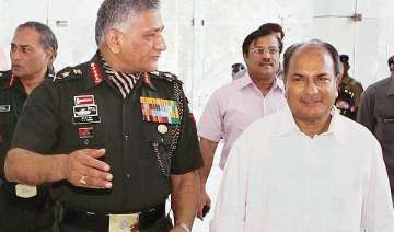 army chief to meet defence minister discuss...