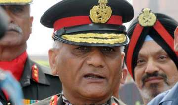 army chief s age issue settle to retire next year...