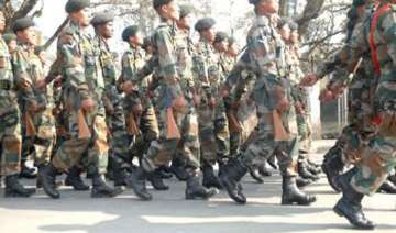 army flag march in kokrajhar - India TV