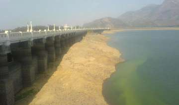 azhiyar dam one foot short of reaching 120 feet...