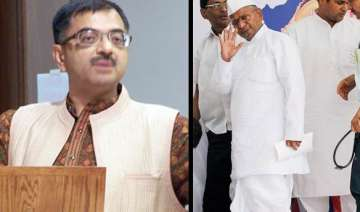 bjp attacks anna over bhushan father son in panel...