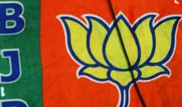 bjp declares candidate list for up u khand and...