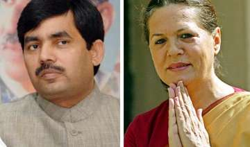 bjp seeks apology from sonia for digvijay s...
