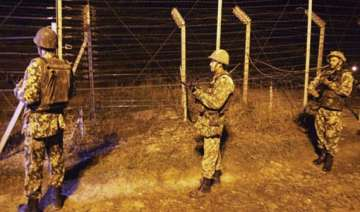 bsf personnel killed seven injured in pak firing...