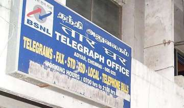 bsnl to discontinue 160 year old telegram service...