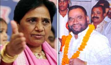bsp says rahul s visit to bhatta parsaul is a...
