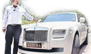 bangalore barber owns rolls royce ghost 67 other...