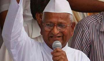 be ready for jantar mantar again says anna hazare...