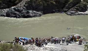 beas tragedy water level increased search...