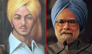 bhagat singh as national martyr is a settled fact...