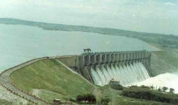 bhakra dam water level higher than last year -...