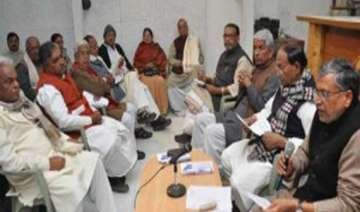 bihar bjp legislators upset after being ignored -...