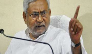 bihar has done pioneering work on toilets nitish...