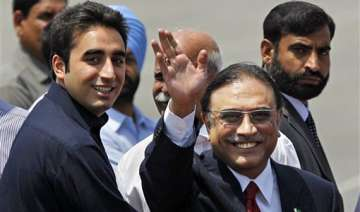 bilawal tweets for peace - India TV