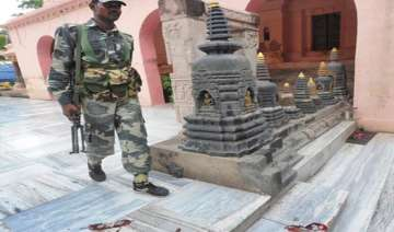 bodh gaya temple reopens - India TV