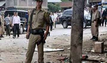 bomb explodes near police station in manipur -...
