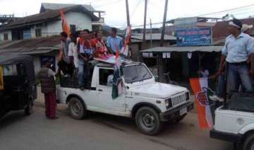 bomb explodes in congress office in manipur -...