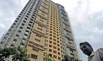 bombay high court stays demolition of adarsh...