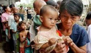 100 bru families return to mizoram from tripura -...
