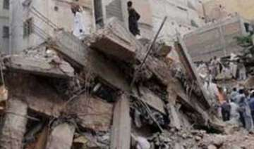 building collapse court rejects anticipatory bail...