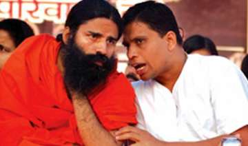 cbi books ramdev aide for forgery balkrishna...