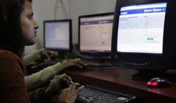 candidates using facebook to woo voters in up -...