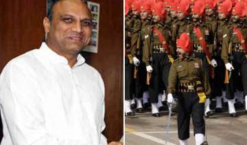 centre says no differences between govt armed...