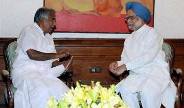 chandy meets pm on mullaperiyar issue - India TV